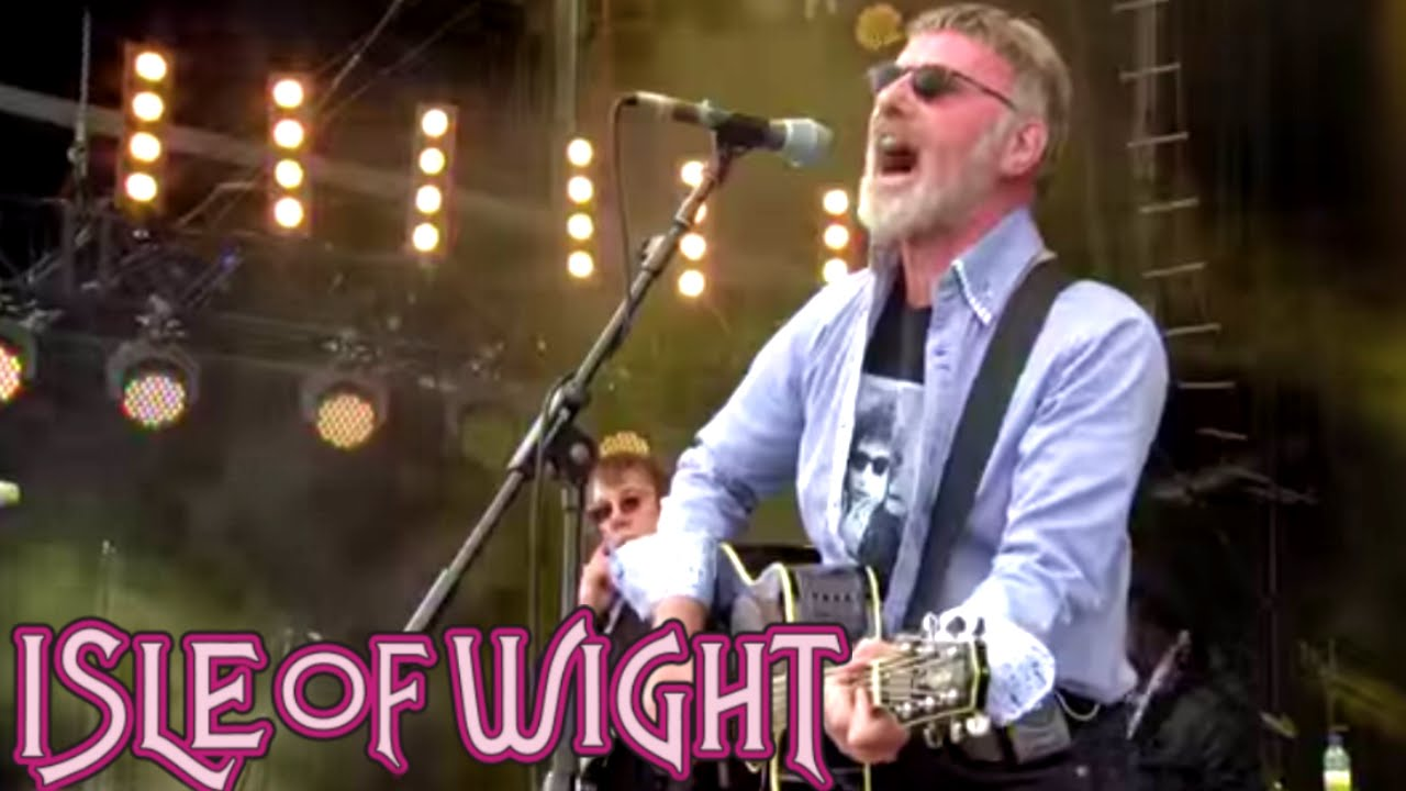 Steve Harley & Cockney Rebel - No Bleeding Hearts | Isle of Wight 2013