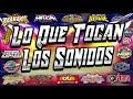 Mix Salsa Y Cumbia - Lo Que Tocan Los Sonidos 2018