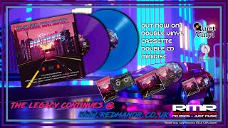 Red Manor Records Presents : This Is Synthwave 3