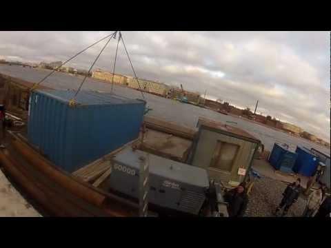 Перевозка контейнера 20ф