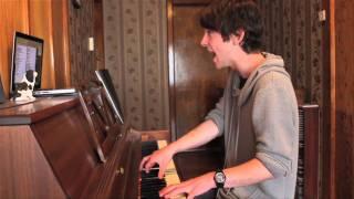Friday - Rebecca Black: Piano Ballad Cover