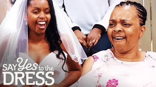 Who Will Get Their Way, the Bride or Her Mother? | Say Yes To The Dress UK