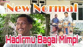 Download Hadirmu Bagai Mimpi Fauzi Bima || cover Latihan New Normal Fatmawati