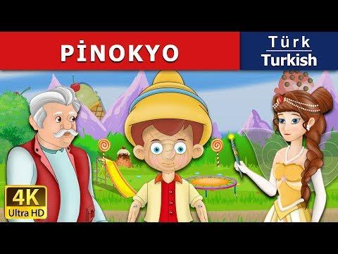 Pinokyo | Masal dinle |  Masallar | Peri Masalları | Türkçe peri masallar