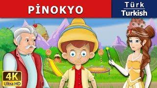 Pinokyo - Masal - çoçuk masalları dinle - 4K UHD - Türkçe peri masallar