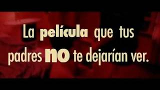 SPOT para mayores: LA SANGRE Y LA LLUVIA   Fuego Fuego - censurado