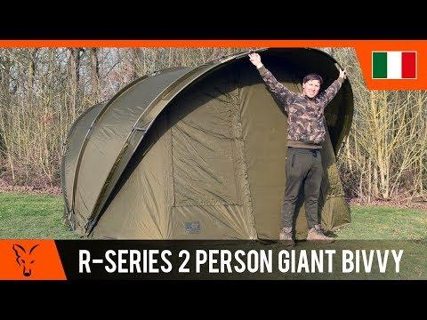 ***Carp Fishing TV Italia*** R Series Giant 2 Person