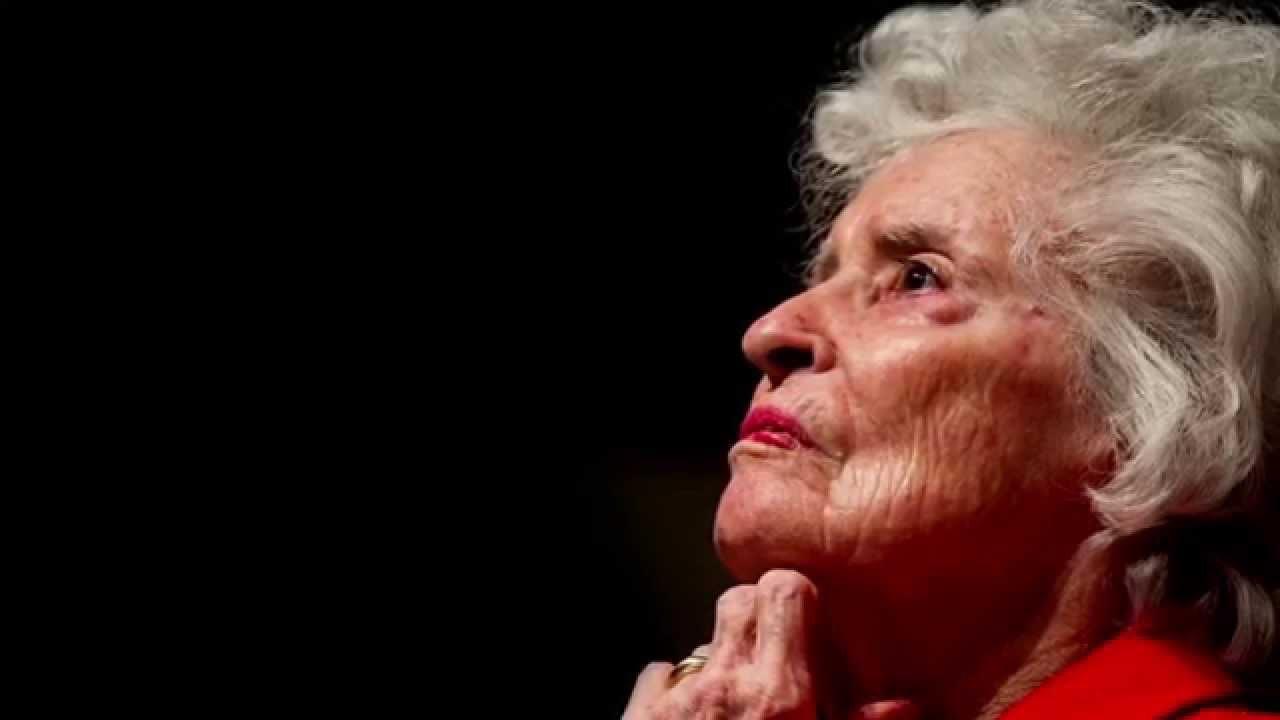 Annie Glenn, speech disorder advocate and wife of John Glenn ...
