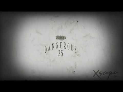 Michael Jackson - Bumper Snippet (Dangerous Sessions)