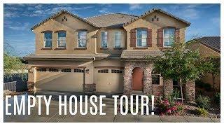 HOUSE TOUR & DREAM BACKYARD FINALLY!