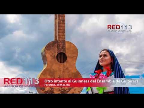 VIDEO En septiembre, otro intento al Guinness del Ensamble de Guitarras