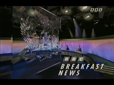 BBC Breakfast News Opening (1994)