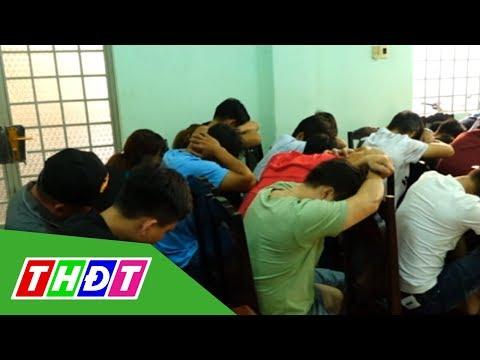 Đồng Nai: 66 người sử dụng ma túy trong quán bar   THDT
