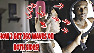 HOW TO GET 360 WAVES ON BOTH SIDES!!! (2017 4K Ultra HD)