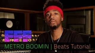 METRO BOOMIN Beats Tutorial FL Studio Razer Music русская озвучка от ESS Russian Translation