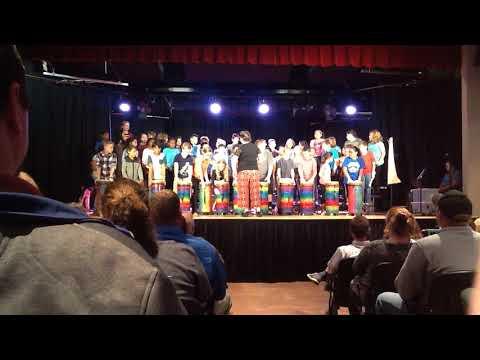 Shuford Elementary School Fall Concert 2017 part 1