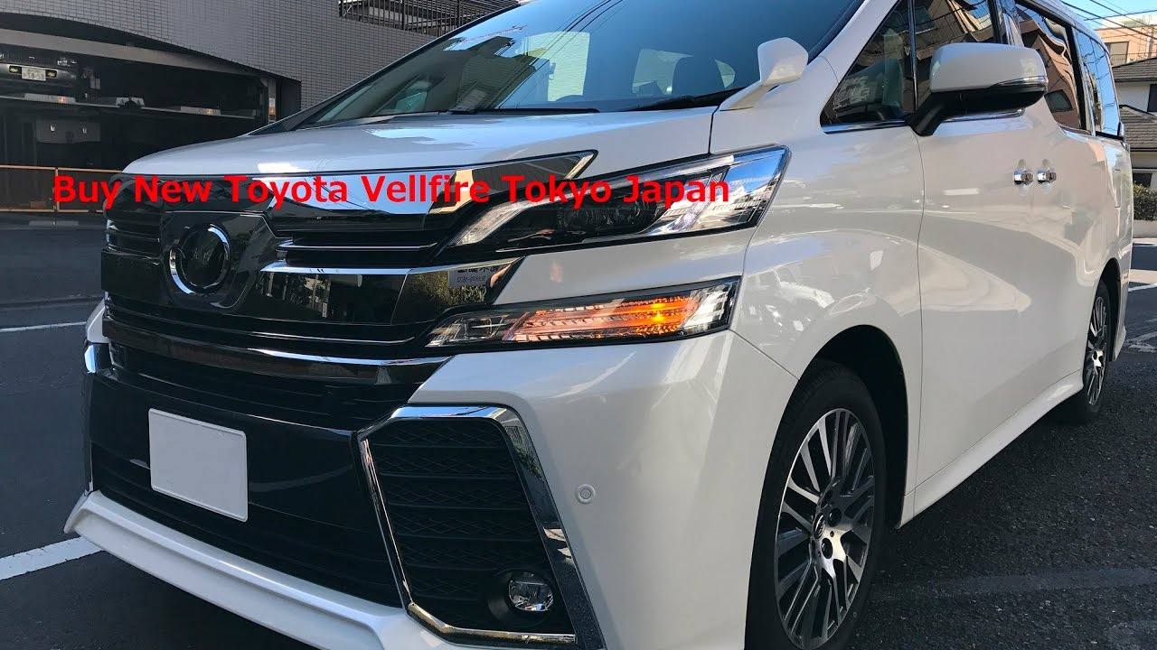 toyota all new vellfire 2.5 zg edition yaris trd heykers test drive 2017 tokyo japan youtube
