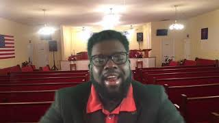 "Pastor Adrian Grandy SRUHC  08-02-2020 ""God Delivers and He Cares"" Psalm 34 (1-8, 19 &14)"