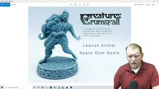 NEW FAST+ 3D Resin - Featured Artist - FREE Model Download Thumb