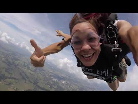 Tandem Skydive | Ariel from Fort Worth, TX