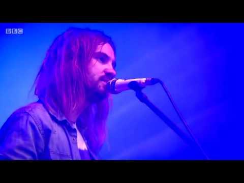 "Tame Impala ""Feels Like We Only Go Backwards"" live Glasto 2016"