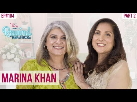 Marina Khan Shares Personal Stories | Part II | Tanhaiyan | Dhoop Kinaray | Rewind