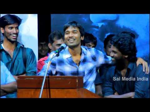 Dhanush speaks about his dad Kasthuri Raja at Kasu Paanam Thuttu Movie Audio Launch