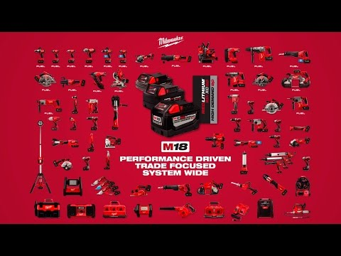 Milwaukee® M18™ System: Electricians