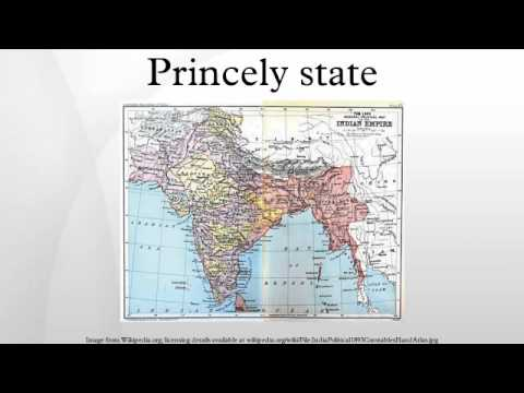 Princely state