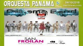 Orquesta Panamá - San Froilán 2018 (Lugo)