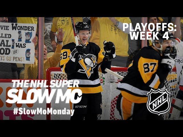 Super Slow Mo: Playoffs Week 4