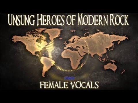 Unsung Heroes of Modern Rock: Female Vocals/Lead Singer Best of Mix