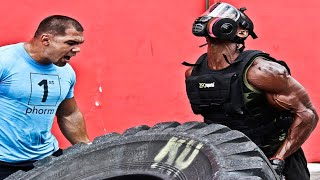 Real World Tactical Conditioning Workout - Max The Body & Tony Sentmanat