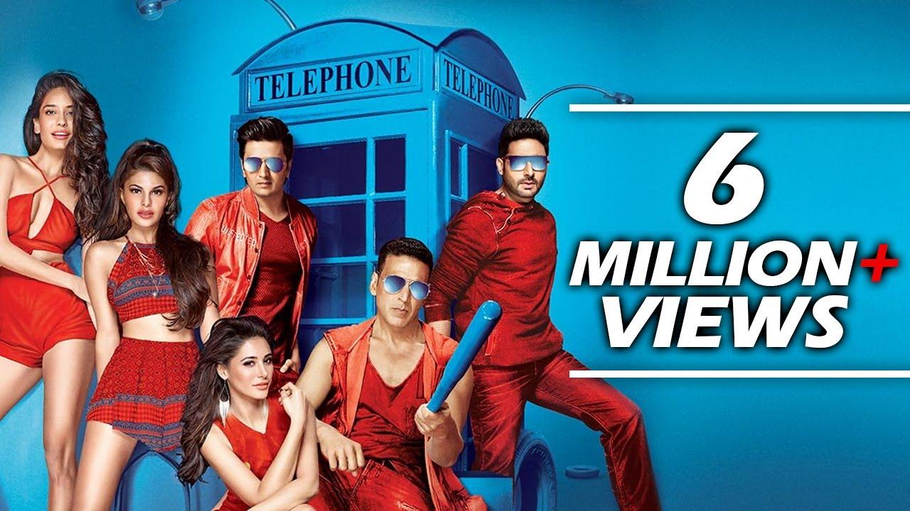 Download Housefull 3 Hindi Movie Promotion Event - 2016 - Akshay Kumar - Full Movie Promotional Event