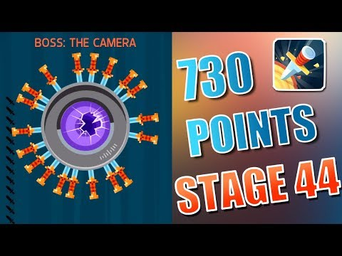 730 POINTS (STAGE 44) IN KNIFE HIT BY KETCHAPP!!!