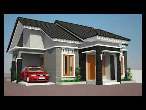 25 Model Rumah Minimalis Modern Unik Terbaru 2017 Sangat Cocok