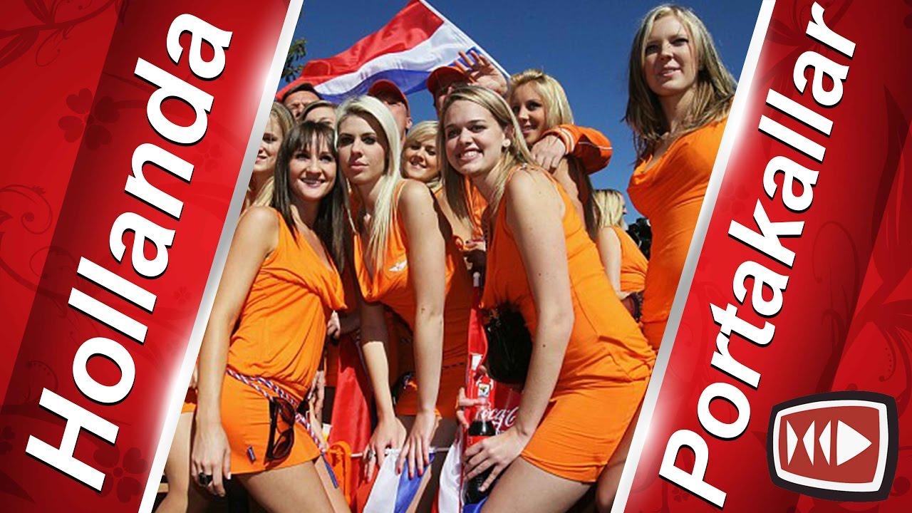 Neden Hollandaya Portakallar Diyoruz Hollanda Ile Portakal