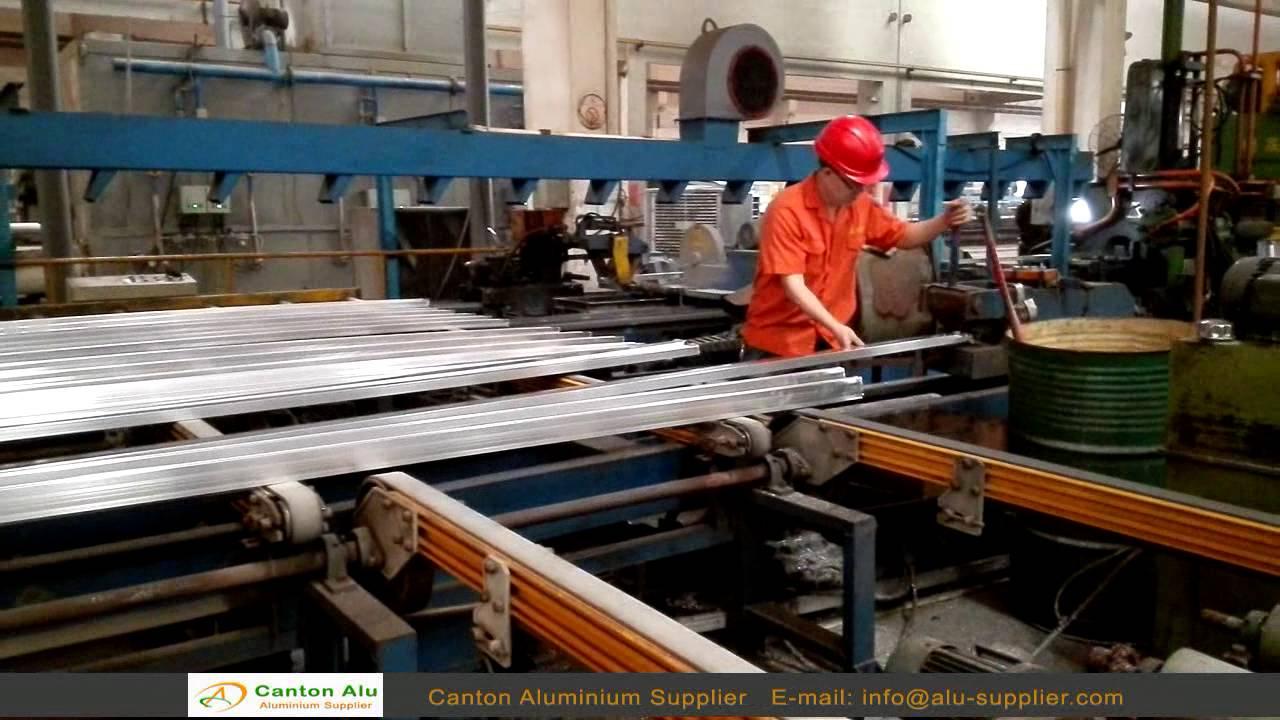 Extrusion Aluminium and Aluminium Extrusions Bunnings - Fern