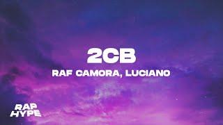 RAF Camora ft. Luciano - 2CB (Lyrics)