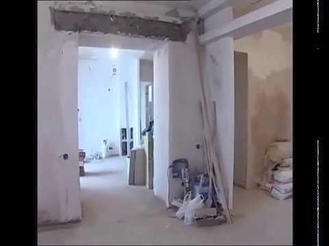 видео: Как ремонтировать кривые стены и потолки в квартире