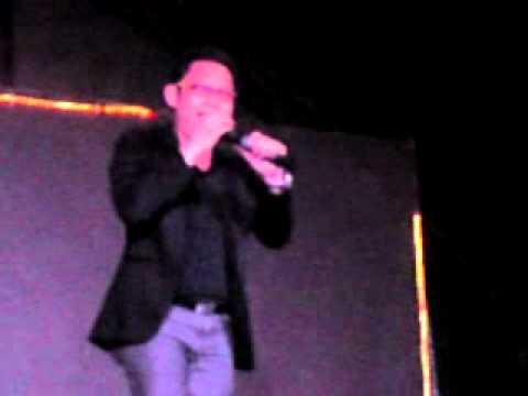 Rickie Andrewson-Pengerindu Ba Ujung Cerita Live At Sri Aman 26.03.2012.