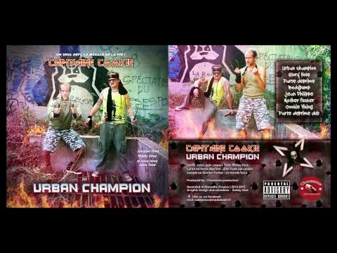 CAPITAINE COOKIE est URBAN CHAMPION _ HIP HOP MARSEILLE - CYBER PUNK