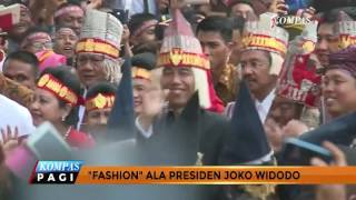 """Fashion"" ala Presiden Joko Widodo"