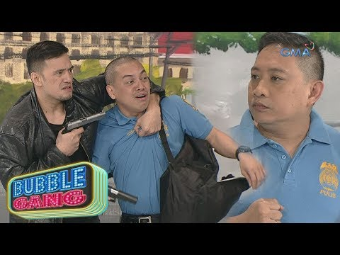 Bubble Gang: Mind reading expert