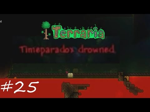 Let's Play Terraria #25 : Paradox doesn't like Jungle