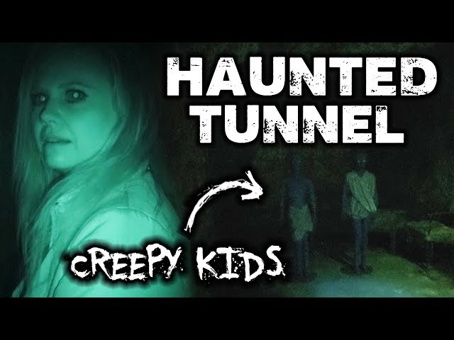 HAUNTED TUNNEL | Labyrinth of Buda Castle | Budapest, Hungary
