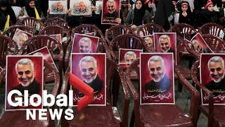 U.S.-Iran tensions rise after Soleimani death; Iranians allegedly detained at U.S. borders