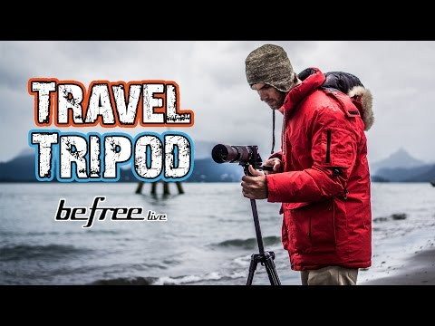 Travel Vlogging Tripod - Manfrotto Befree Live - Does it Suck?