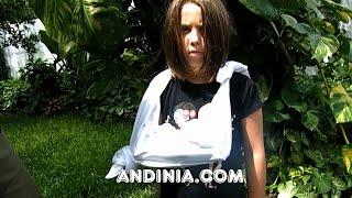 Inmovilización Brazo/Cabestrillo - Primeros auxilios - Arm Sling (Inmobilization) - Braço tipóia
