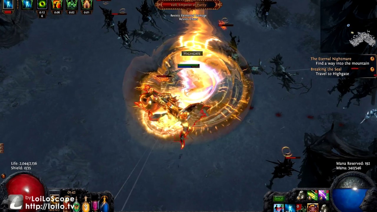 Path Of Exile Build Bow